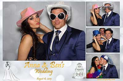 image for homepage of 212photobooths photobooths for weddings