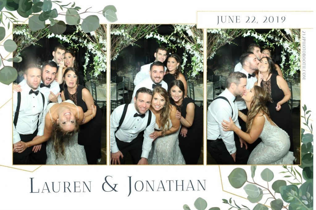 Mirror Photo Booth Rental Wedding Print Template 212 photo booth