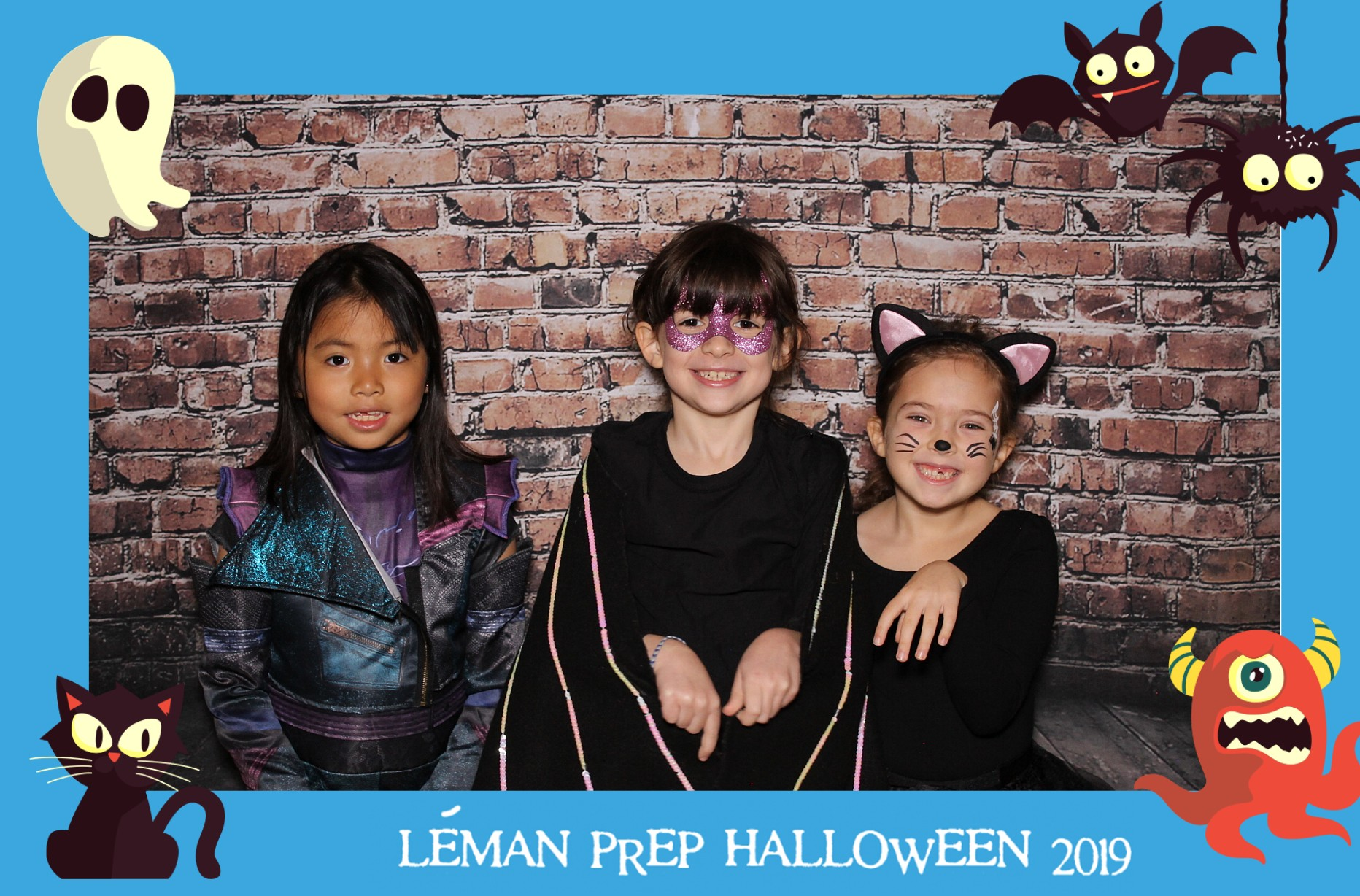 Selfie Station Photo Booth Rental Holiday Party Lehman Prep NY (14)