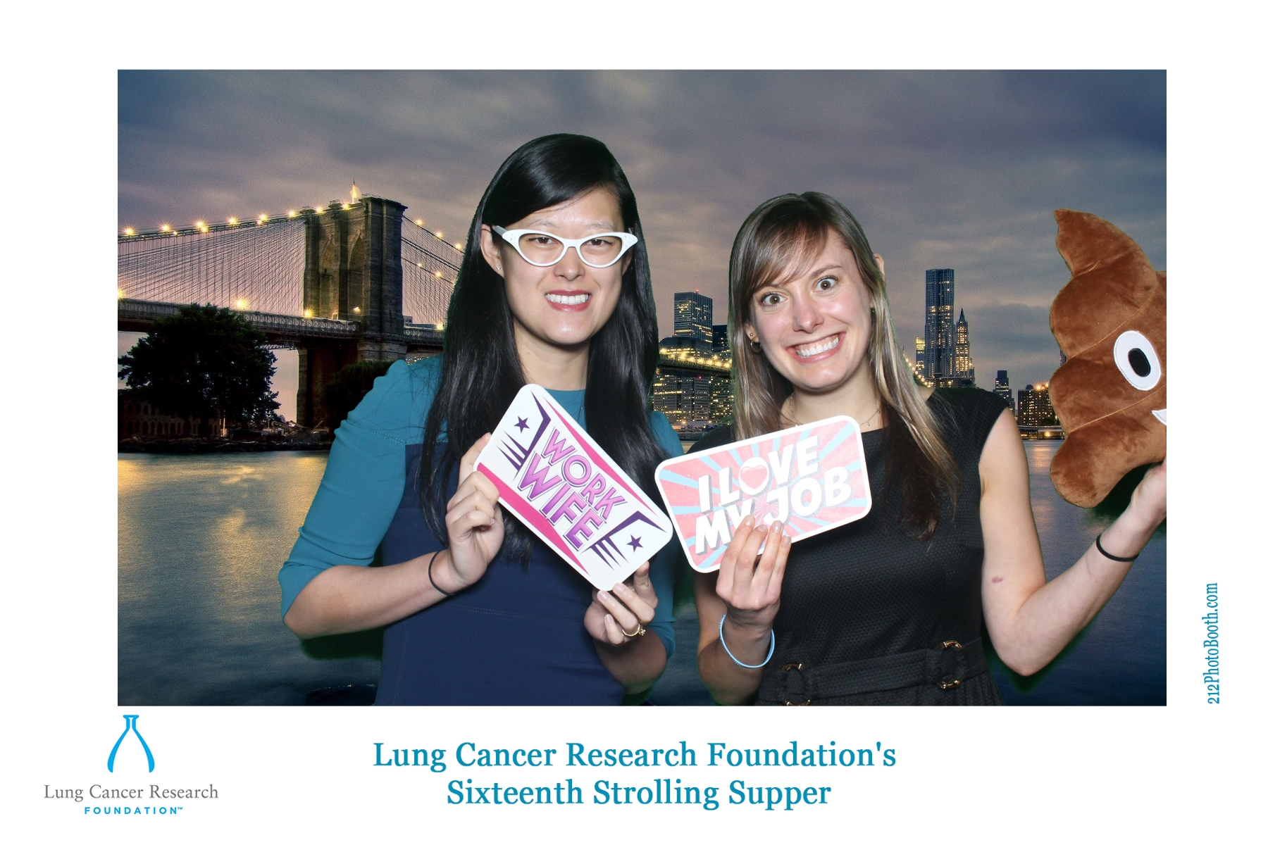lung cancer research foundation photo