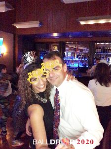 BallDrop.com NYC New Years Inside a Times Square Hotel